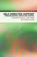 Jacket image for Self-directed Support