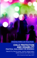 Jacket image for Child Protection and Disability
