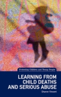 Jacket image for Learning from Child Deaths and Serious Abuse in Scotland