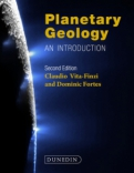 Jacket Image For: Planetary Geology